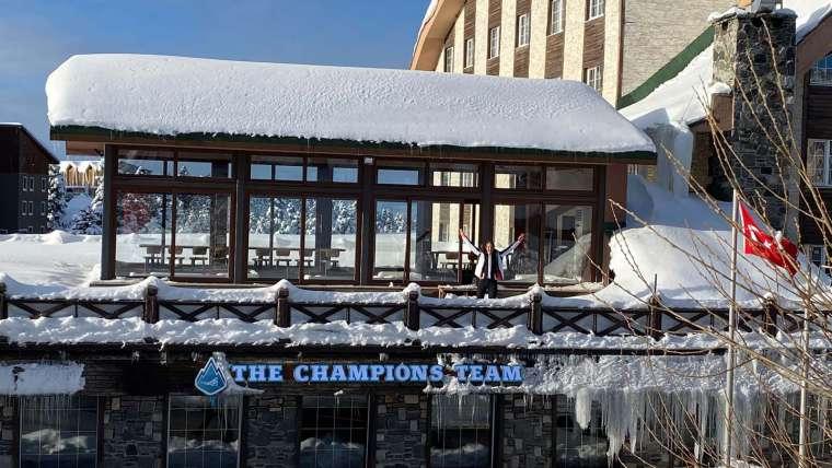 THE CHAMPIONS TEAM SKI & SNOWBOARD RENTAL & ACADEMY